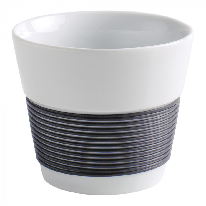 "Coffee cup Kahla ""Cupit to-go Anthracite"", 230 ml"