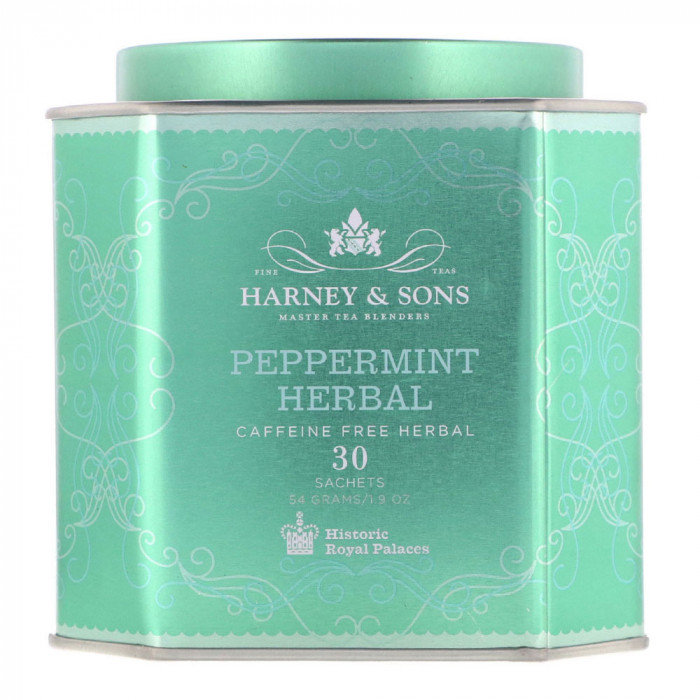 "Tee Harney & Sons ""Peppermint Herbal"", 30 tk."