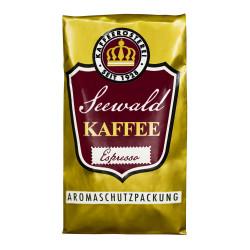 "Gemahlener Kaffee Seewald Kaffeerösterei ""Espresso"" (Siebträger), 250 g"