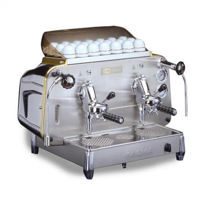 """Profesjonalny ciśnieniowy ekspres do kawy Faema """"E61 Legend"""""""