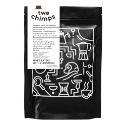 "Coffee beans Two Chimps ""Mine's Eating With Chopsticks"", 250 g"