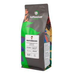 """Kaffeebohnen Kaffeestopp Privatrösterei """"Muntermacher"""" 500 g"""