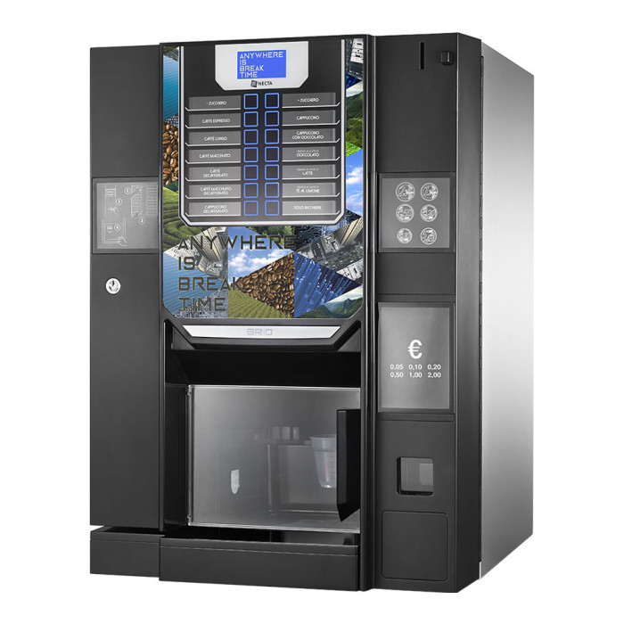 "Vending coffee machine Necta ""Brio Up ES6E-R/FQ"""