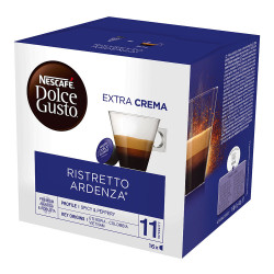 "Kaffeekapseln NESCAFÉ Dolce Gusto ""Ristretto Ardenza"", 16 Stk."