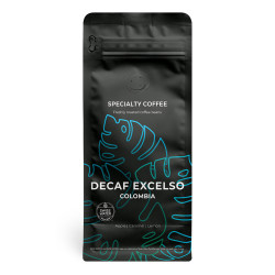 """Specialty kahvipavut """"Columbia Decaf Excelso"""", 250 g"""
