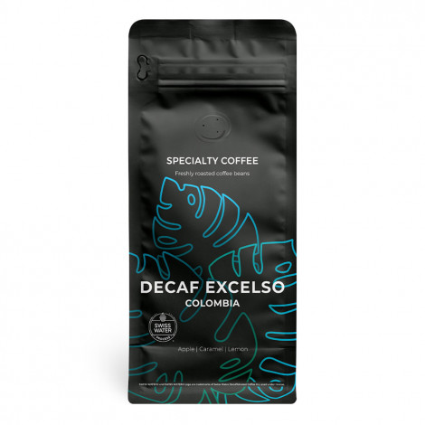 """Specialty coffee beans """"Colombia Decaf Excelso"""", 250 g"""