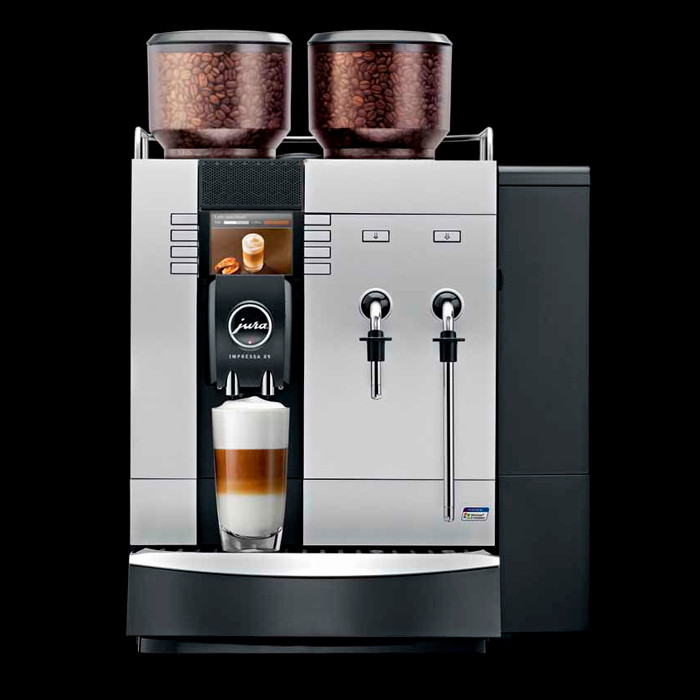 coffee machine jura impressa x9 win the coffee mate. Black Bedroom Furniture Sets. Home Design Ideas