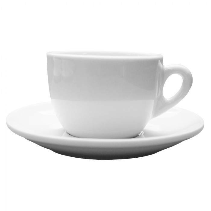 "Filiżanka do kawy Cup & Saucer ""Déjeuner Portugais Neutre"", 165 ml"