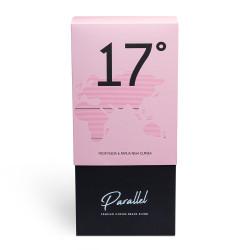 """Kahvipavut """"Parallel 17"""" lahjapakkauksessa, 1 kg"""