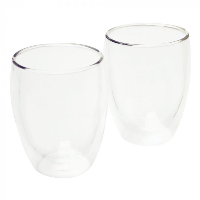 Coffee Mate's Latte glass set, 2 pcs.