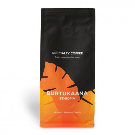 "Spezialitätenkaffee ""Ethiopia Burtukaana"", 250 g ganze Bohne"