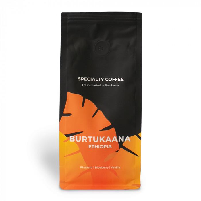 """Īpašas kafijas pupiņas """"Ethiopia Burtukaana"""", 250 g"""