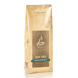 "Kaffeebohnen Supremo Kaffeerösterei ""NEW YORK (DEKA)"", 250 g"