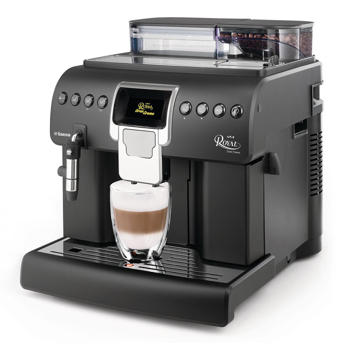 "Coffee machine Saeco ""Aulika Royal Gran Crema"""