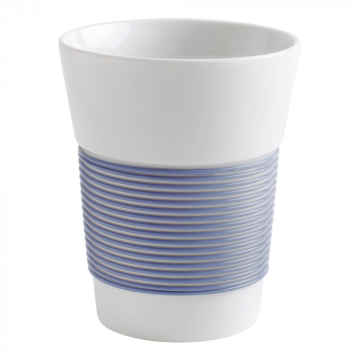 "Coffee cup Kahla ""Cupit to-go Stormy Blue"", 350 ml"