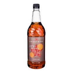 """Syrup Sweetbird """"Toffee Nut"""", 1 l"""