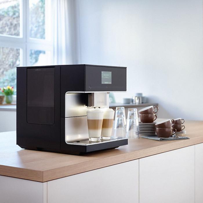Kaffeemaschine miele cm7300b kaffee kumpeln for Kaffeemaschine miele