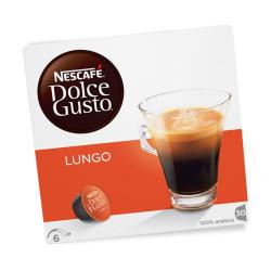 """Kohvikapslid NESCAFÉ Dolce Gusto """"Lungo"""", 30 tk."""
