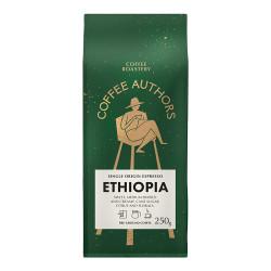 """Specializētā maltā kafija Kalve  """"Coffee Authors"""" Etiopia 250g"""