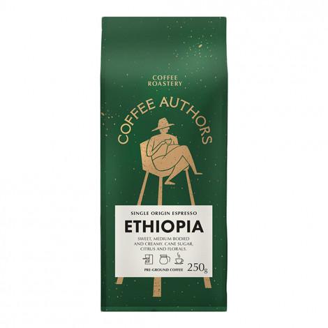 "Ground coffee Kalve ""Coffee Authors"" Etiopia 250g"
