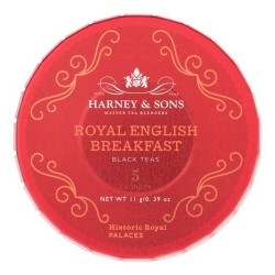"Tee Harney & Sons ""Royal English Breakfast"", 5 tk."