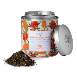"Tee Whittard of Chelsea ""Tea Discoveries Mango & Bergamot"", 100 g"