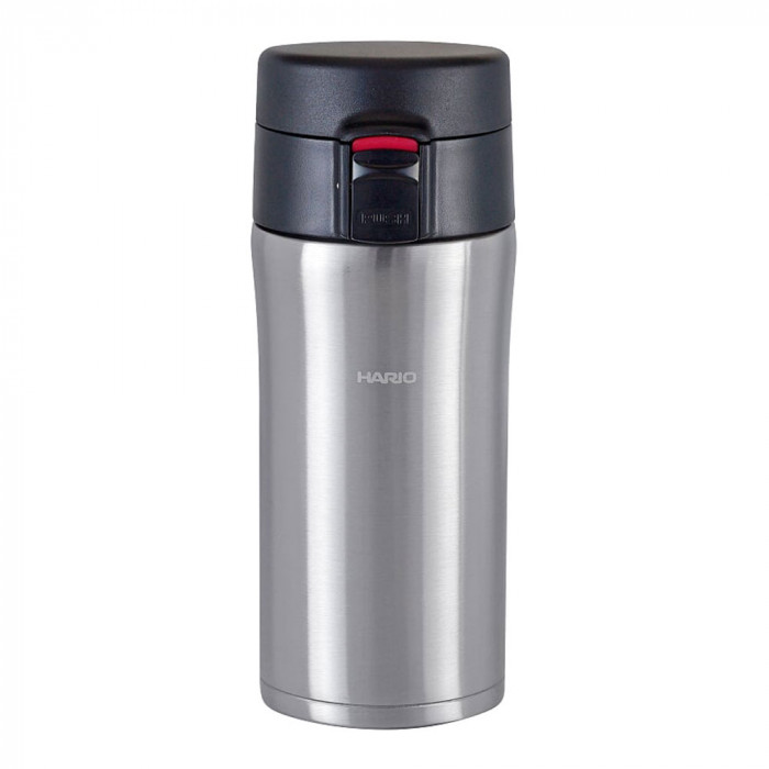 "Thermo cup Hario ""V60 Soto Silver"", 350 ml"