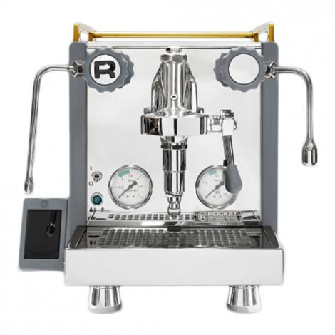 "Coffee machine Rocket Espresso ""Limited Edition Serie Grigia RAL 7046 Gommato"""