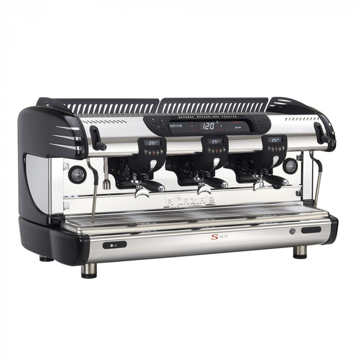 "Coffee machine LaSpaziale ""S40 Suprema TA"", three groups"
