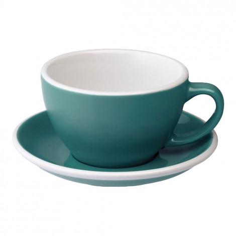 """Café Latte krūzīte ar apakštasīti """"Egg Teal"""", 300 ml"""
