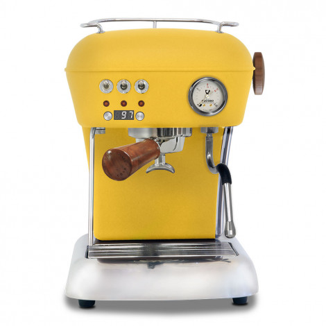 "Kohvimasin Ascaso ""Dream PID Sun Yellow"""