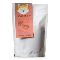 "Peppermint loose leaf tea Two Chimps ""Pepamyntee"", 125 g"