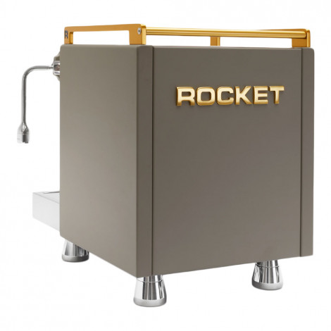 "Coffee machine Rocket Espresso ""Limited Edition Serie Grigia RAL 7039 Gommato"""