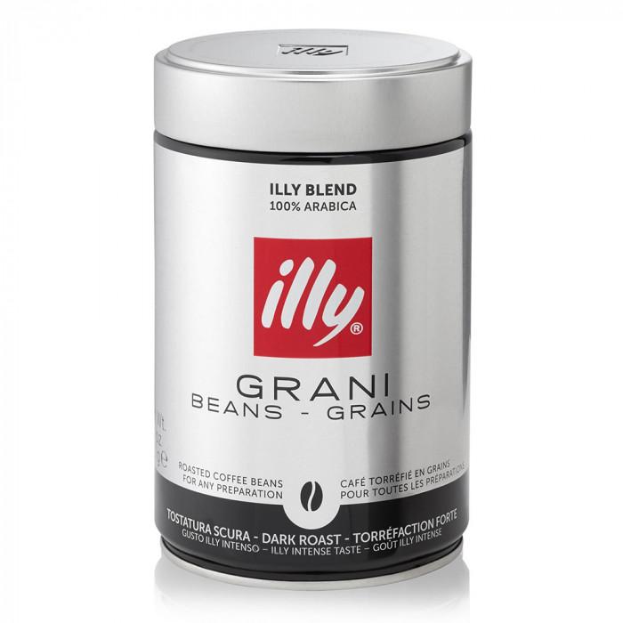 "Kohvioad Illy ""Dark Roast"", 250 g"
