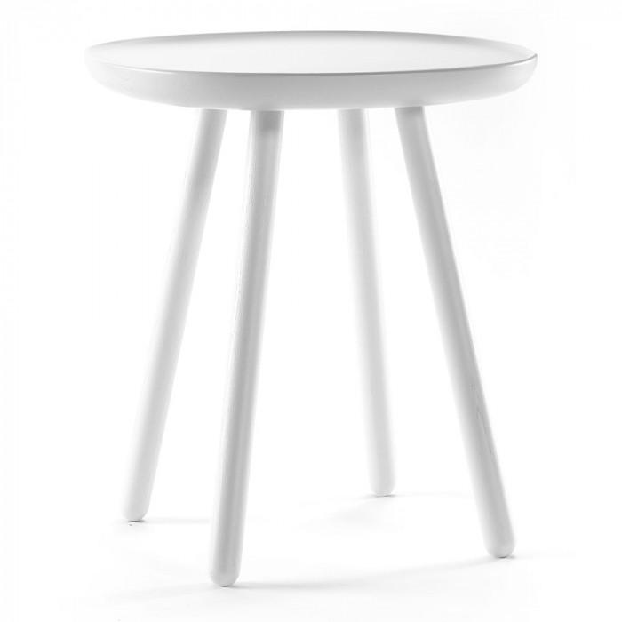 "Coffee table EMKO ""Naive D450 White"""