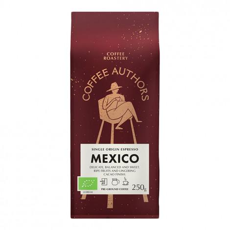 """Specializētā maltā kafija  Kalve  """"Coffee Authors"""" Mexico 250g"""
