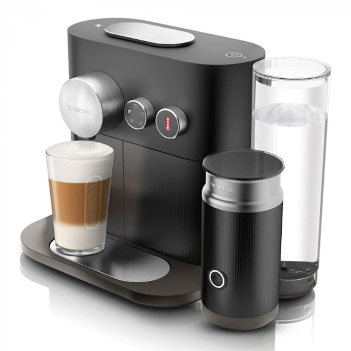 "Coffee machine Nespresso ""Expert&Milk Black"""