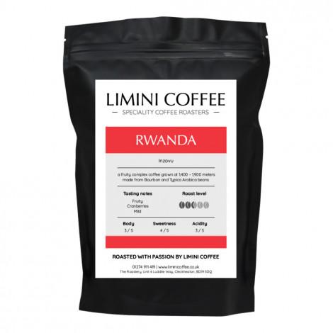 "Coffee beans Limini Coffee ""Rwanda Inzovu"", 1 kg"