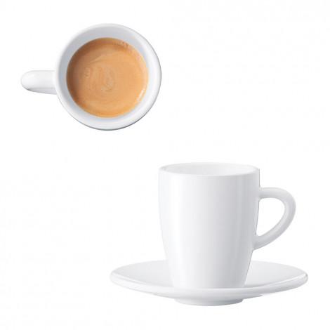 Filiżanka do kawy Espresso ze spodkiem Jura, 2 szt.