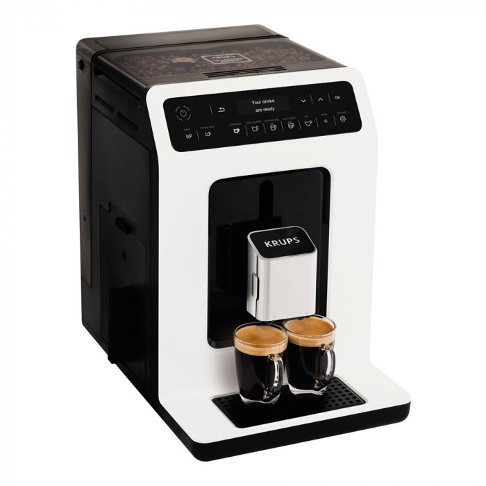 "Coffee machine Krups ""Evidence EA8901/10"""