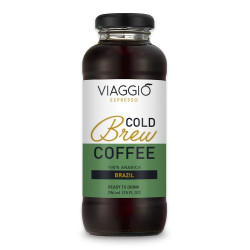 "Cold brew coffee Viaggio Espresso ""Cold Brew Brazil"", 296 ml"