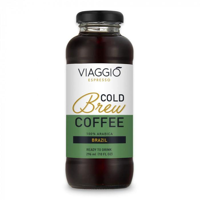 "Aukstā kafija Viaggio Espresso ""Cold Brew Brazil"", 296 ml"