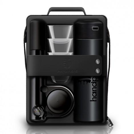 "Kavos aparato Handpresso ""Pump Black"" rinkinys"