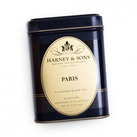 """Schwarzer Tee mit Aromen Harney & Sons """"Paris"""", 112 g"""