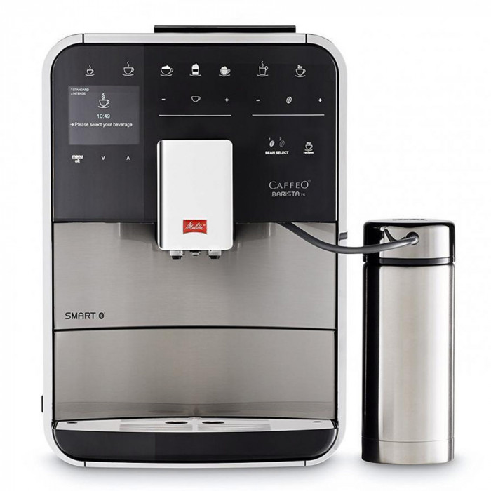 coffee machine melitta f86 0 100 barista ts smart sst the coffee mate. Black Bedroom Furniture Sets. Home Design Ideas