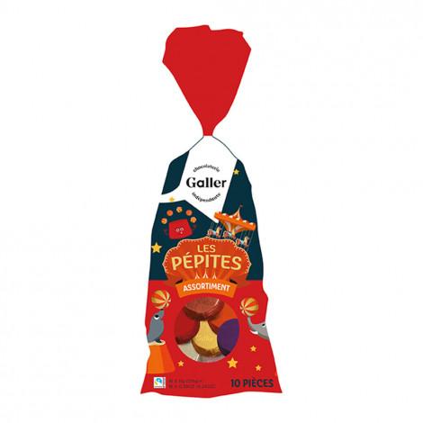 """Šokolādes konfekšu komplekts Galler """"Pépites"""", 10 gab."""