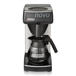 """Przelewowy ekspres do kawy Bravilor Bonamat """"Novo"""""""