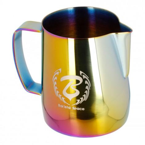 """Piimavahustuskann Barista Space """"Rainbow"""", 350 ml"""