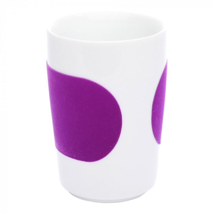 "Tasse Kahla ""Five Senses touch! Purple"", 350 ml"