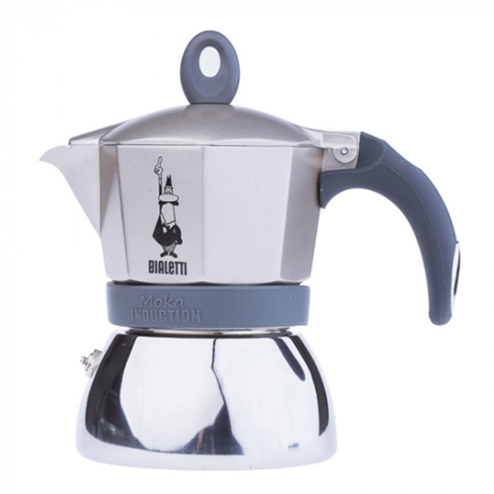 "Kavavirė Bialetti ""Moka Induction 3 cups Gold"""